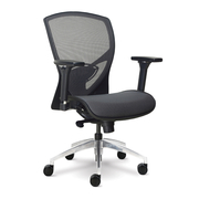 CHAIR, ERGO/TASK,WITH ARMS